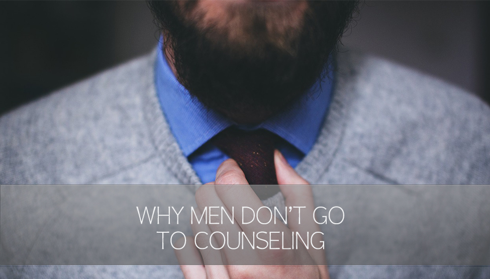 Why Men Don't Go to Counseling [Video]